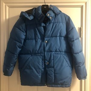 Gap PRIMALOFT Jacket - removable hood XL